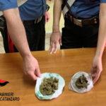 Droga: 23enne arrestato dai Carabinieri a Vallefiorita
