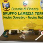 Droga: due arresti a Lamezia Terme, sequestrato stupefacente