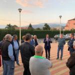 Lamezia: Guarascio incontra i cittadini nei quartieri di Capizzaglie e Scinà