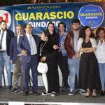 Lamezia: Guarascio ha presentato in piazza 5 Dicembre le liste