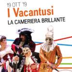 """Lamezia: Riapre il Teatro Grandinetti con la compagnia  """"I Vacantusi"""