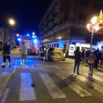 Lamezia: scontro tra due auto tra Via Sapri e Via Gramsci, un ferito
