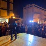 Fatti e non parole: bagno di folla per il candidato Paolo Mascaro