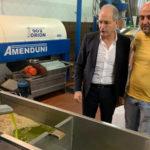 Lamezia: Mascaro incontra alcuni rappresentanti del mondo oleario