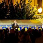 Comunali: Lamezia, incontro Mascaro in piazza 5 Dicembre