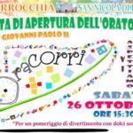 San Pietro a Maida: ripartono attività oratorio San Giovanni Paolo II