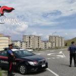 Sicurezza: controlli CC a Catanzaro; 5 denunce, sequestrata droga