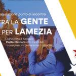Per Lamezia: inaugurazione punto di incontro Sambiase