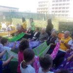 """Festa nonni: bambini scuola """"Mary Poppins"""" incontrano ospiti """"Ra.Gi."""""""