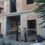 Fabbricato abusivo in costruzione sequestrato a Lamezia Terme