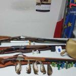 Lamezia: esercizio della caccia con mezzi vietati