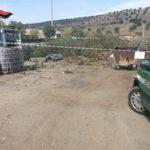 Bruciava rifiuti aziendali, imprenditore denunciato nel Cosentino