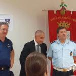 Lamezia: Quiescenza S. Tenente Corpo Polizia Locale Luigi Tarzia.