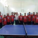 Castrovillari. primo concentramento di Serie D girone Nord