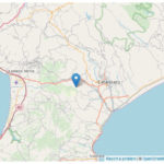 Scossa di terremoto in provincia di Catanzaro con epicentro Caraffa - Scuole evacuate
