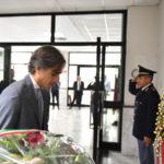 Trieste: l'omaggio di Reggio Calabria ai due agenti uccisi