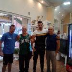 Alessandro Turco continua a fare bene anche nelle arti marziali