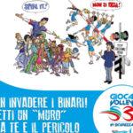 Gioca volley S3 in sicurezza, festa grande a Maida
