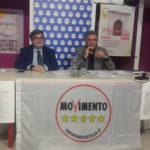 Lamezia: presenta lista e  candidato a sindaco del Movimento 5 S