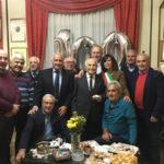 Cosenza: festeggiati i cento anni del professor Gerardo Gallo