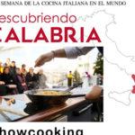 """Gastronomia: """"Rosso di Calabria"""" al mercado Chamberì di Madrid"""