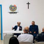 Lamezia Eugenio Guarascio ospite delle Guardie Ecozoofile