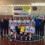 Pallavolo: Raffaele Lamezia impegnata contro la Apd Todo Sport