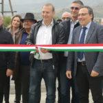 Castrovillari: inaugurata la nuova isola ecologica