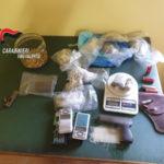 Armi e droga scoperti dai Carabinieri nel Vibonese
