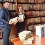 Girifalco: restaurati libri custoditi nella biblioteca comunale