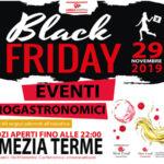 Lamezia: il Black Friday si svolgerà venerdì 29 novembre
