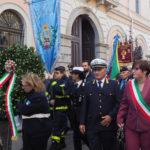 4 Novembre: Borgia rende omaggio ai caduti e Forze Armate
