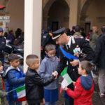 4 Novembre: affluenza di pubblico caserme Carabinieri Cosenza