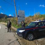 Abusivismo: padre e due figli denunciati a San Luca dai Carabinieri