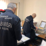 """Operai in """"nero"""" e con reddito cittadinanza scoperti dai Carabinieri"""