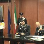 Carabinieri: Cosenza, presentato il calendario storico 2012