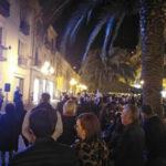 Lamezia: comizio di Cristiano su Corso Nicotera e visita a Zangarona