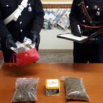 Droga: arrestata una coppia di giovani a Rogliano