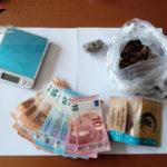 Droga: marijuana tra i vestiti, un arresto a Reggio Calabria