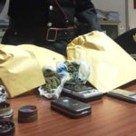 Sicurezza: tre arresti e quattro denunce dei carabinieri nel Cosentino