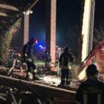 Esplosione cascina: un pompiere 32enne reggino fra vittime