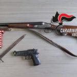 Pastore rumeno arrestato per detenzione abusiva di armi