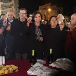 Cosenza:Occhiuto inaugura i mercatini di Natale in Piazza Bilotti
