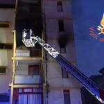 Catanzaro; incendio in un appartamento in viale Isonzo