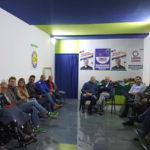 Lamezia: Protezione Civile focus tematico di Piccioni