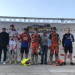 Catanzaro: gran trofeo d'Europa di motocross, premiati i vincitori