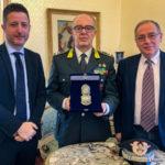 Camere Commercio: Catanzaro, visita comandante provinciale Gdf
