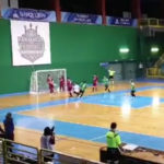 Calcio a 5: la Royal Team Lamezia vince contro l'Irpinia