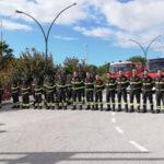 Esplosione cascina: ultimo saluto ai tre vigili del fuoco anche a Lamezia