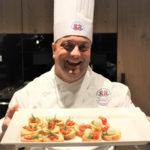 """Allo chef lametino Sandro Isabella Premio """"Fic Awards"""" in Australia"""